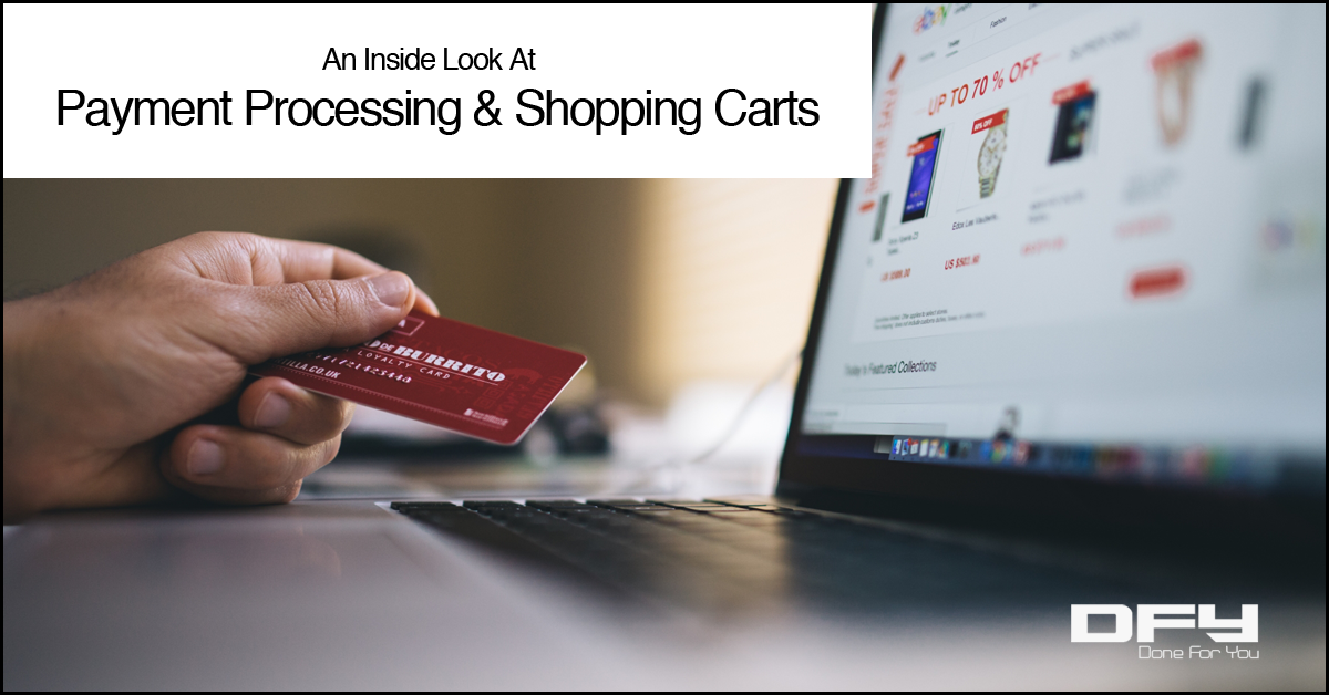 Inside Merchant Accounts And Shopping Carts