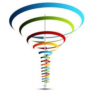 Sales Funnel design copy