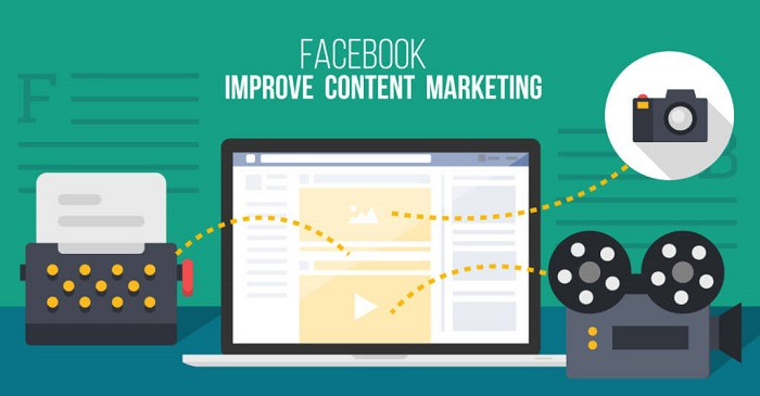 content based Facebook Marketing