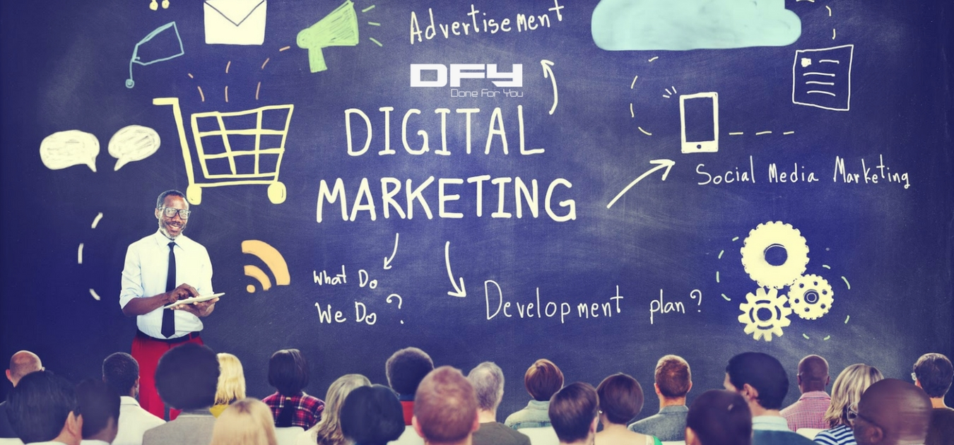 Digital Marketing: Don't Let Any Of These Stop You