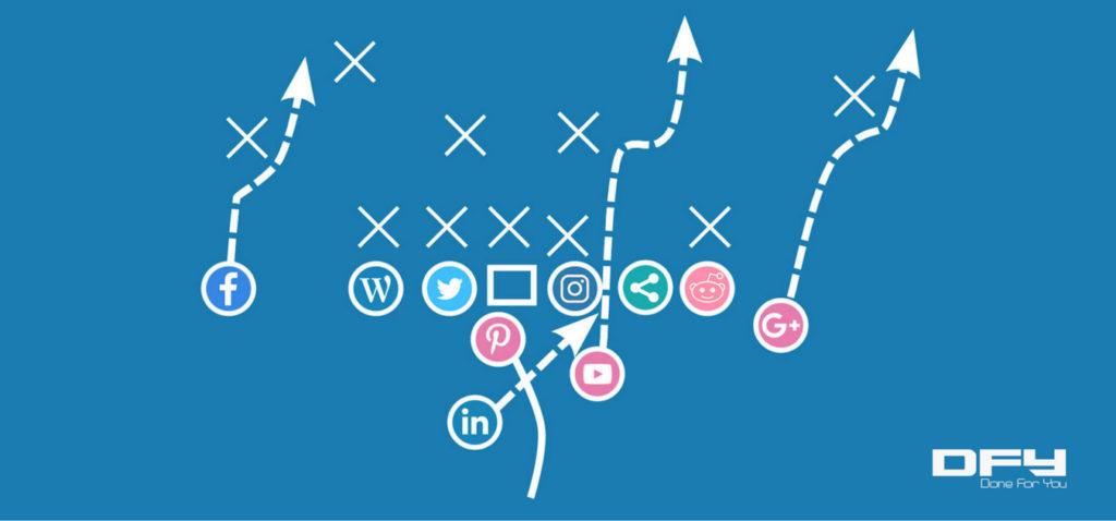 content marketing maze