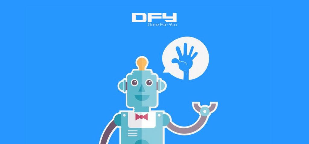 Facebook messenger bots for customer service