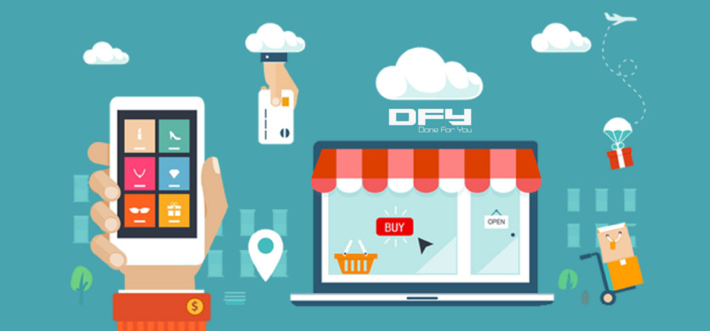 e-commerce stores