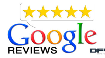 Google Review Stars boost click-through rate