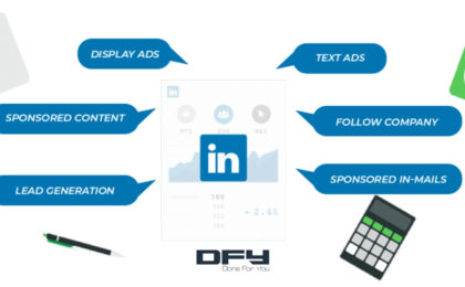 LinkedIn lead generation ads