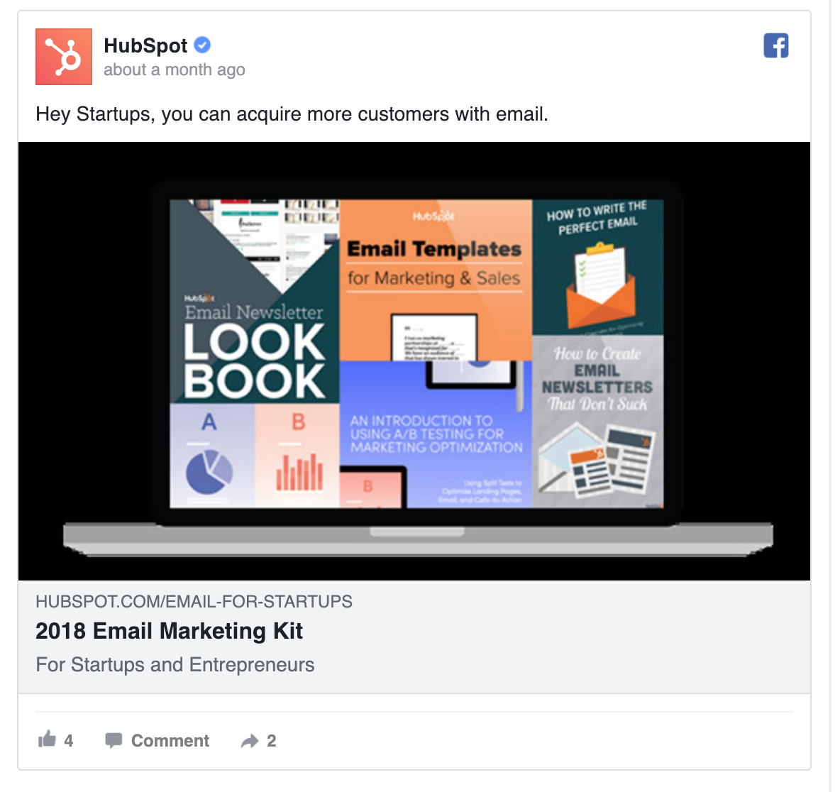 Hubspot Facebook Lead Ads