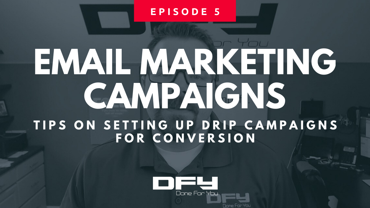 Email Marketing Campaigns: Tips On Setting Up Drip Campaigns For Conversion