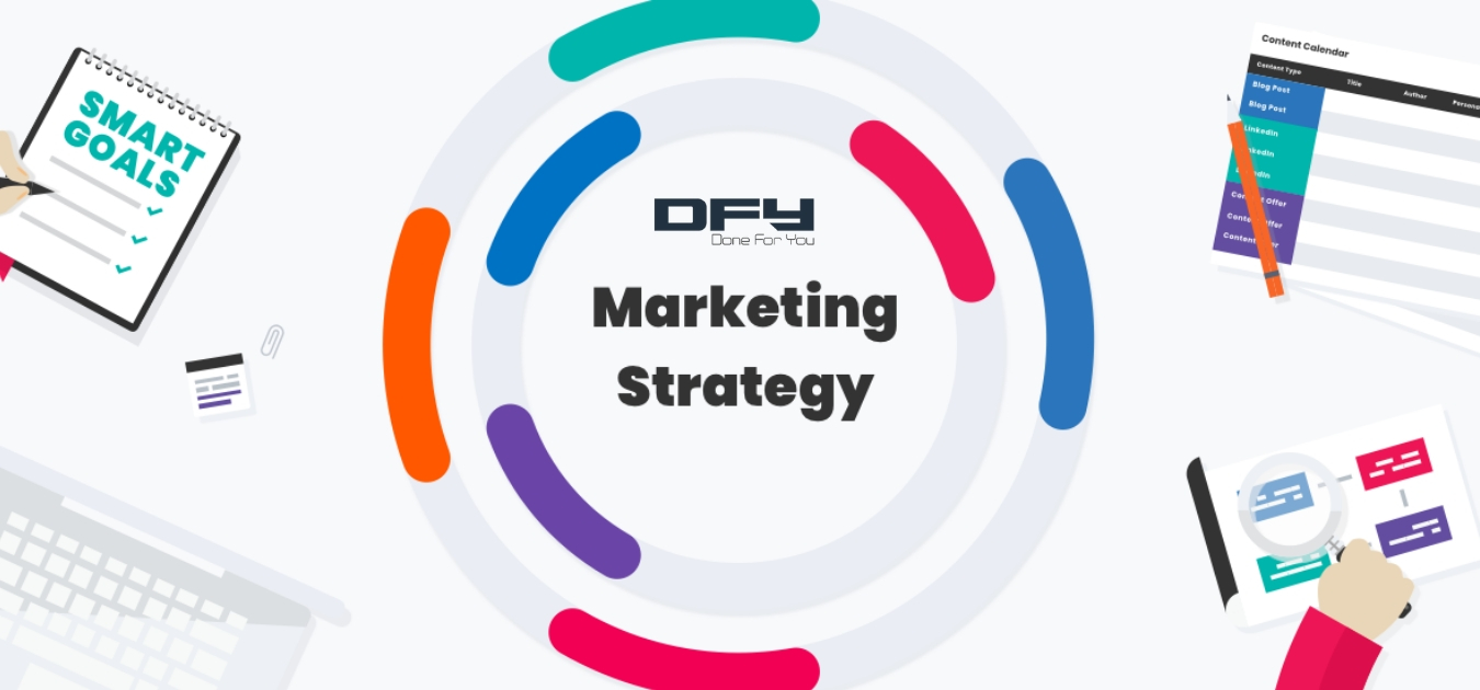 Create a marketing strategy that works