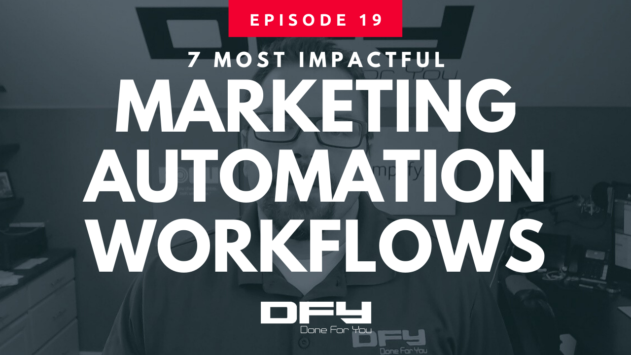 7 Impactful Marketing Automation Workflows [Updated]
