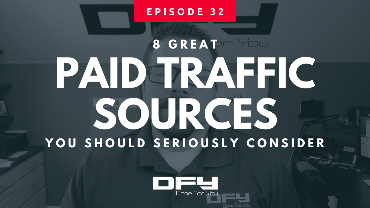 8 Paid Traffic Sources You Should Seriously Consider
