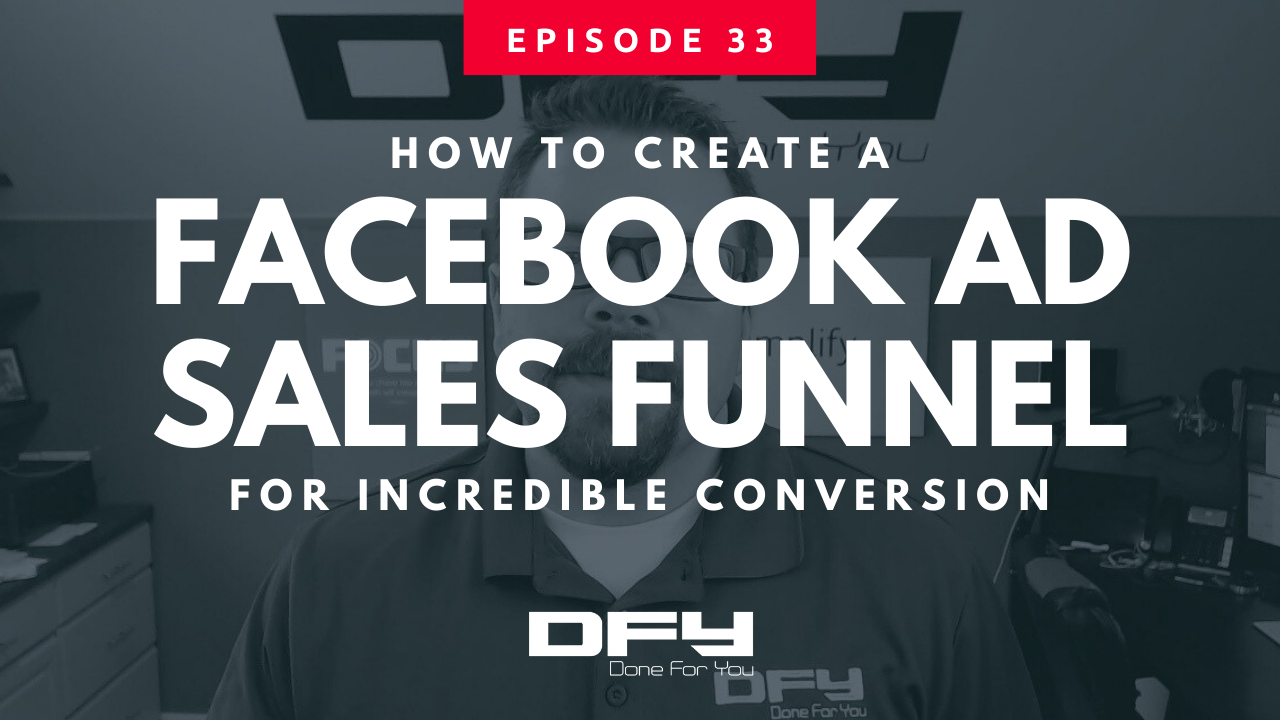 How To Create A Facebook Ads Sales Funnel For High Conversion