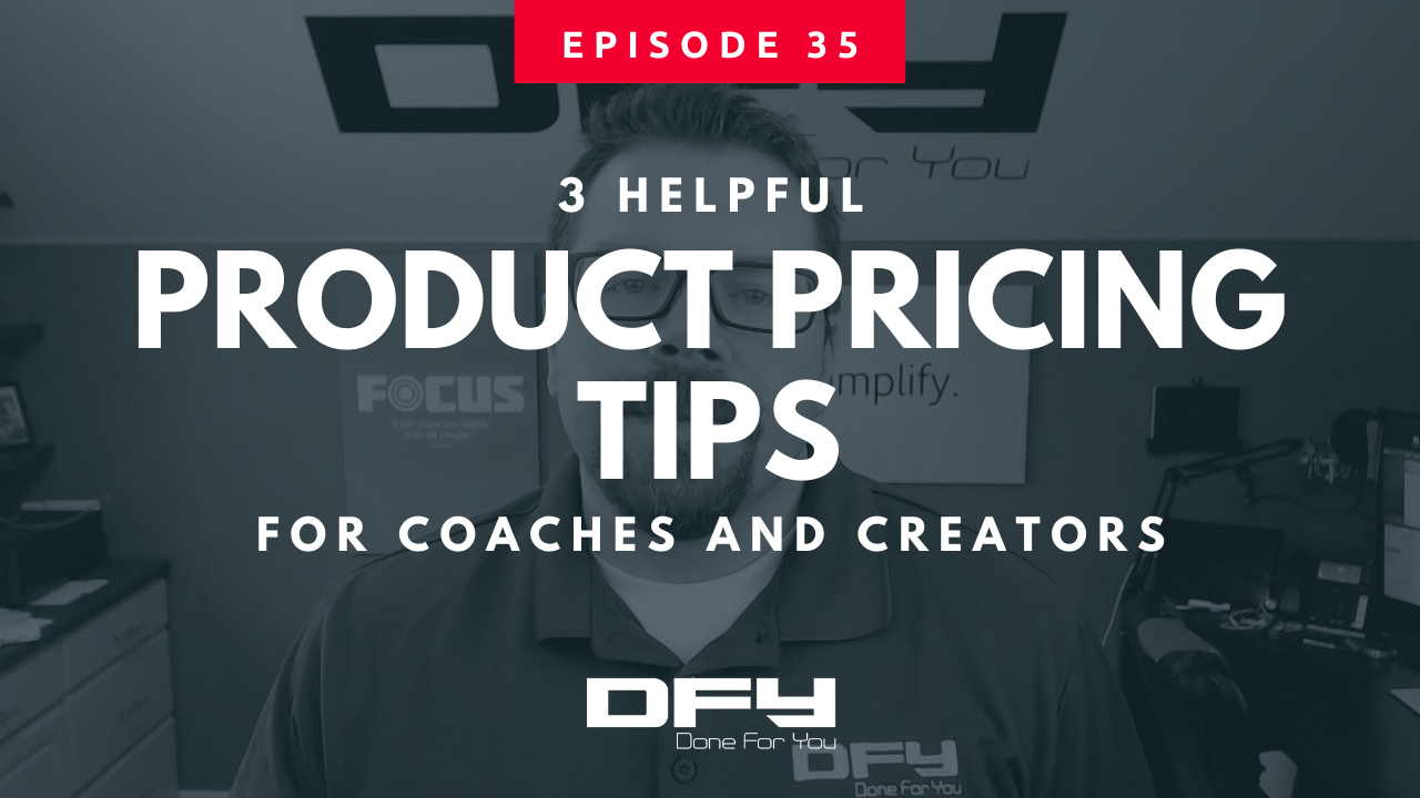 3 Helpful Product Pricing Tips for Coaches and Creators