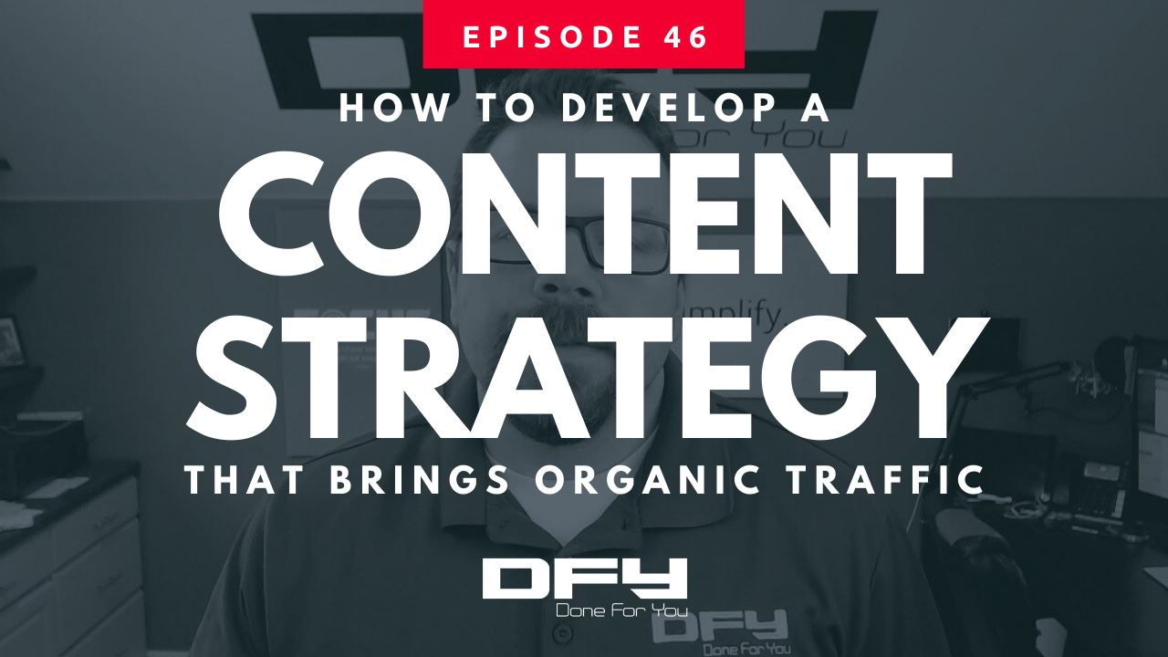 Developing A Content Strategy That Brings Traffic