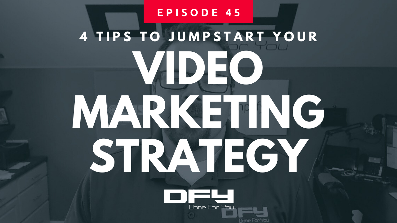 4 Tips to Jumpstart Your Video Content Marketing Strategy