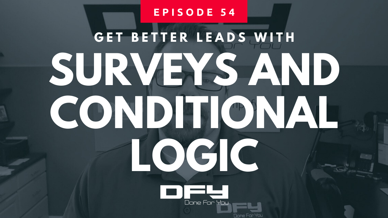 How To Get Better Leads With Short Surveys