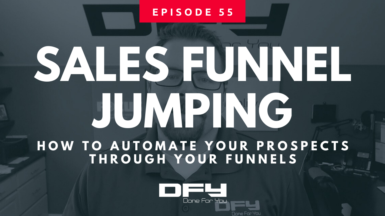 Automating Prospects From One Sales Funnel To The Next