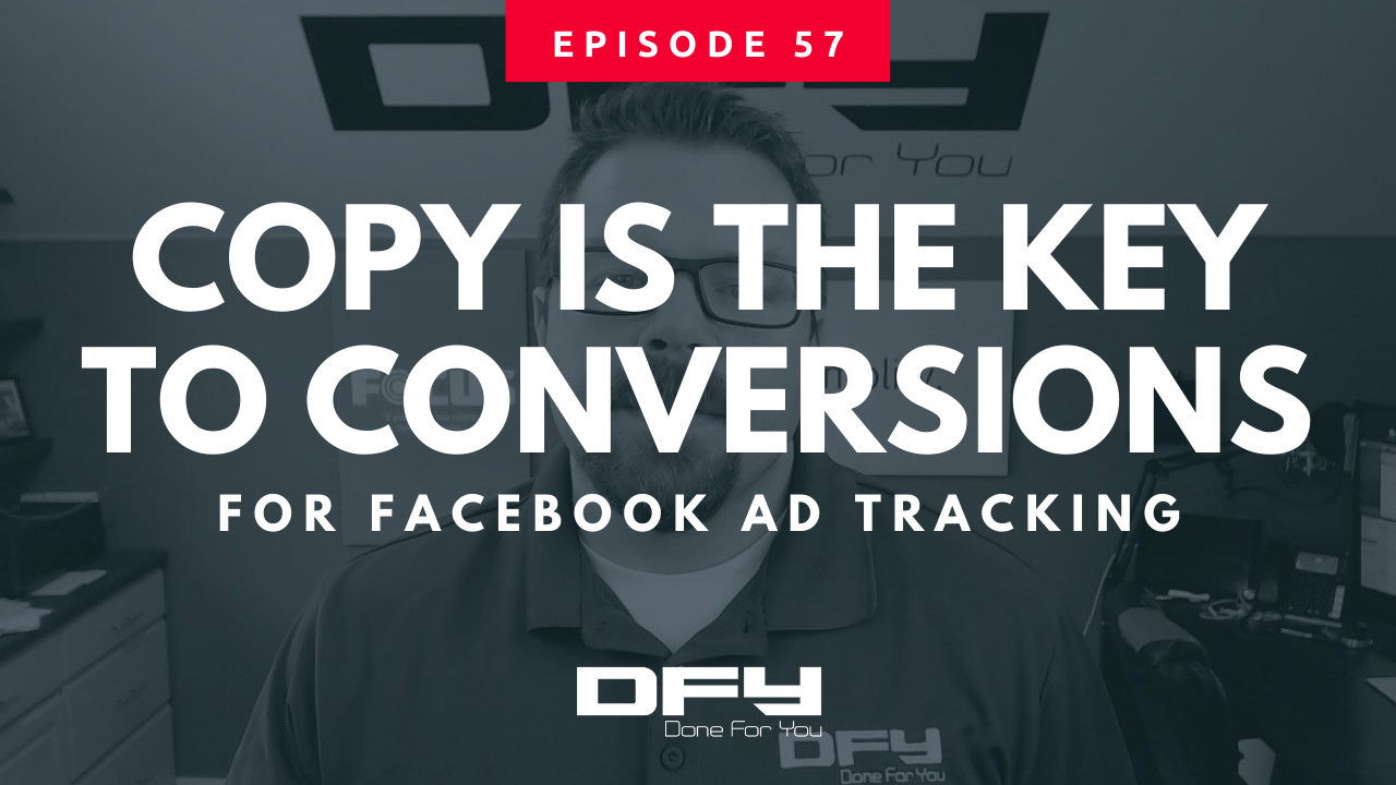Copy Is The Key To Conversions In Your Sales Funnel