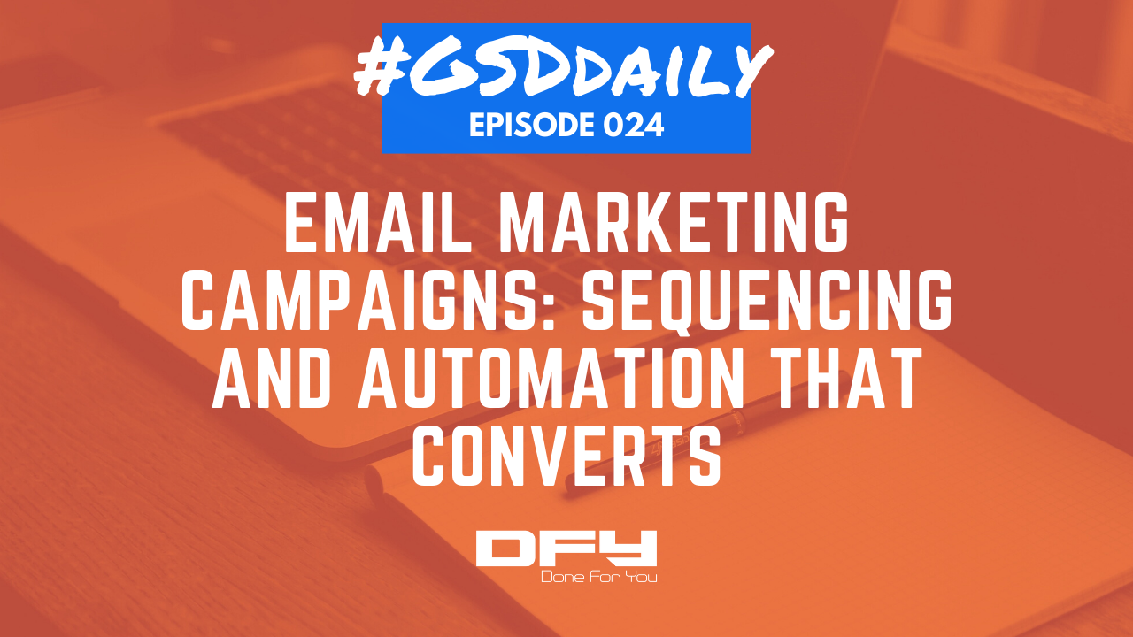 Email Marketing Campaigns: Sequencing And Automation That Converts