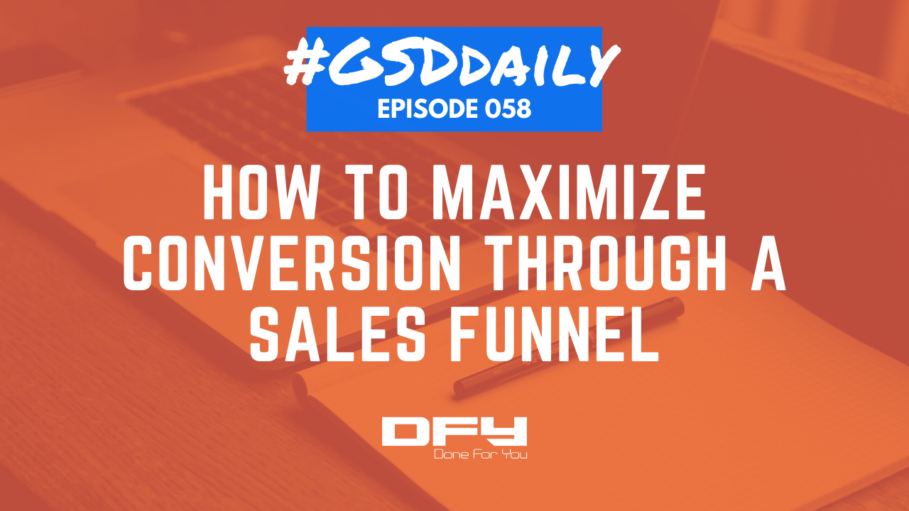 A Guide To Sales Funnel Conversion