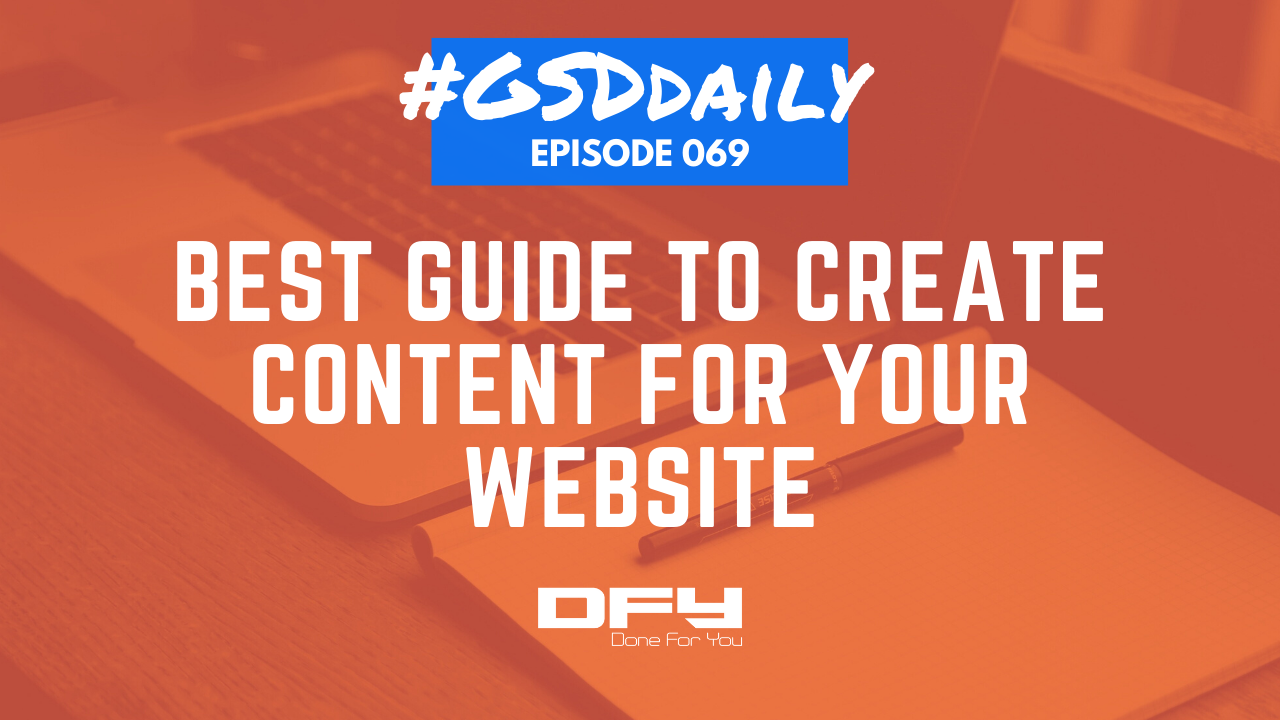 How To Create Content To Improve Your Website's Ranking