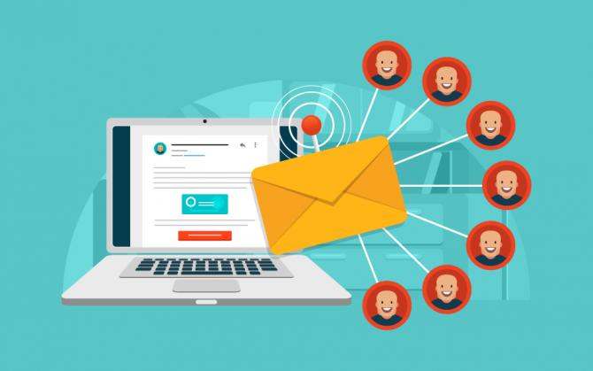 Split testing Email Copy