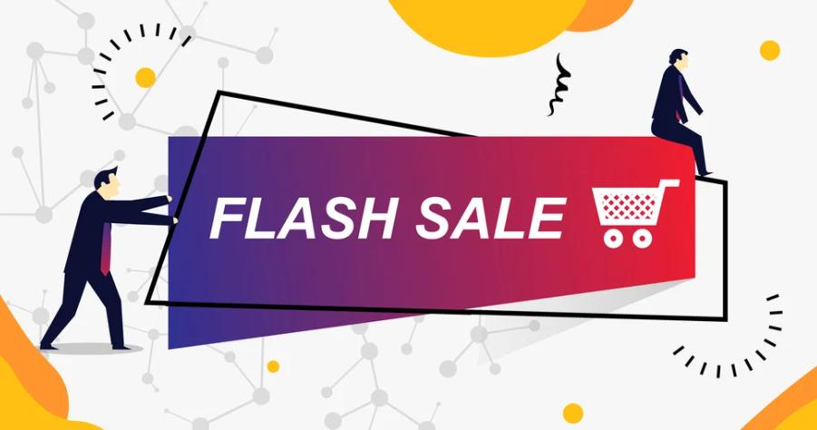 Run a Flash Sales