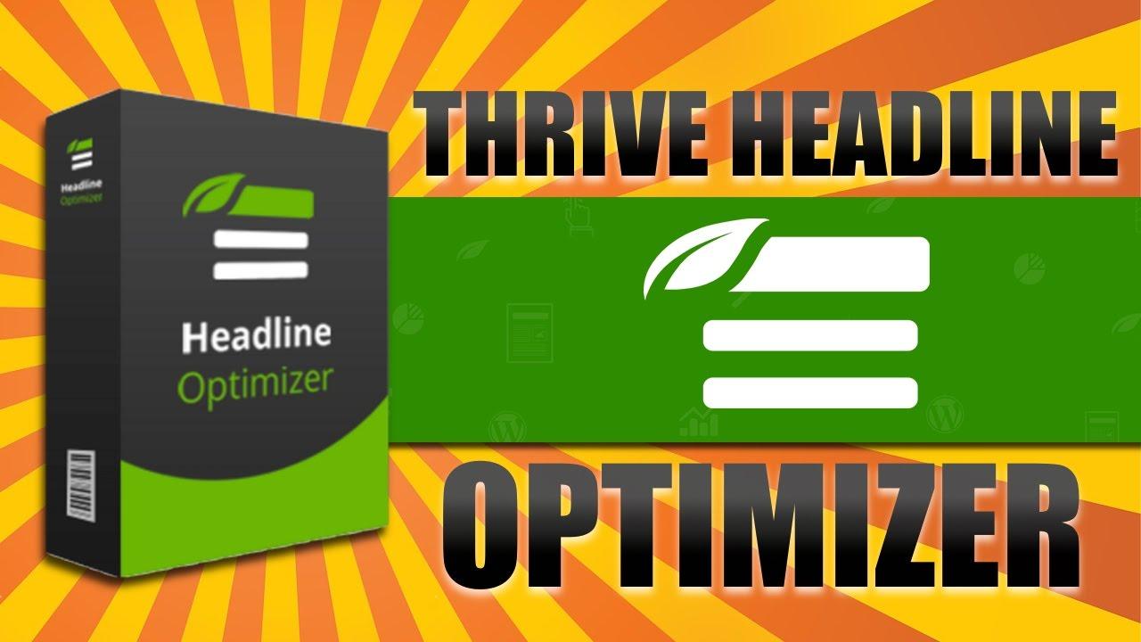 Thrive Headline Optimizer