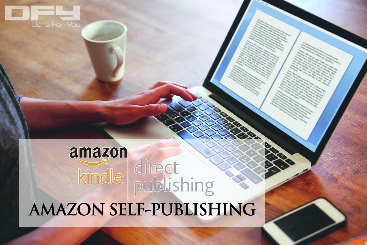Amazon self-publishing